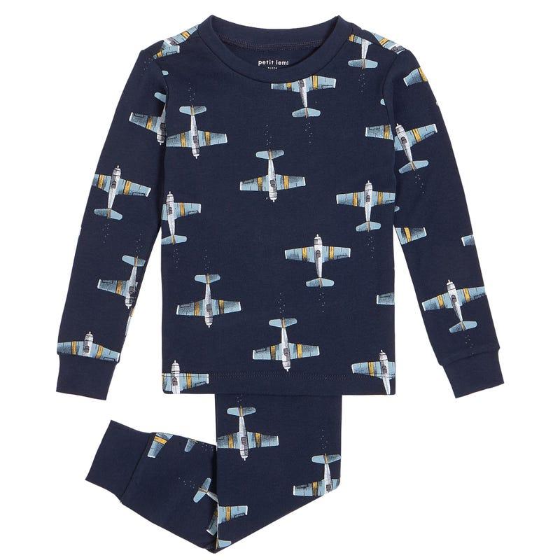 Planes Pajamas 2-7y