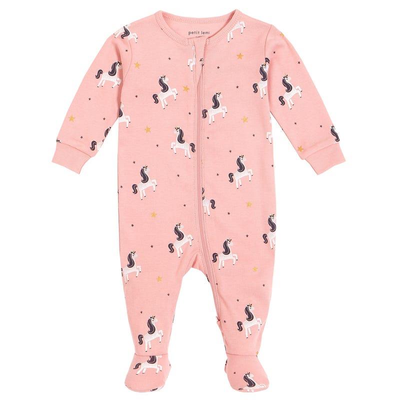 Pyjama Licorne 0-24mois