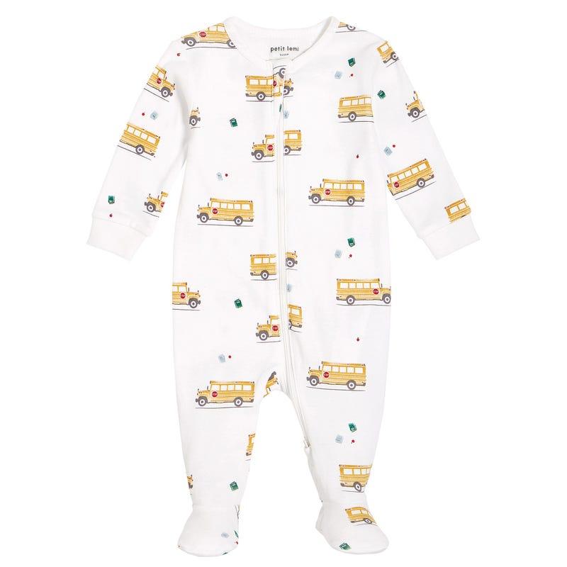 Pyjama Autobus 0-24mois