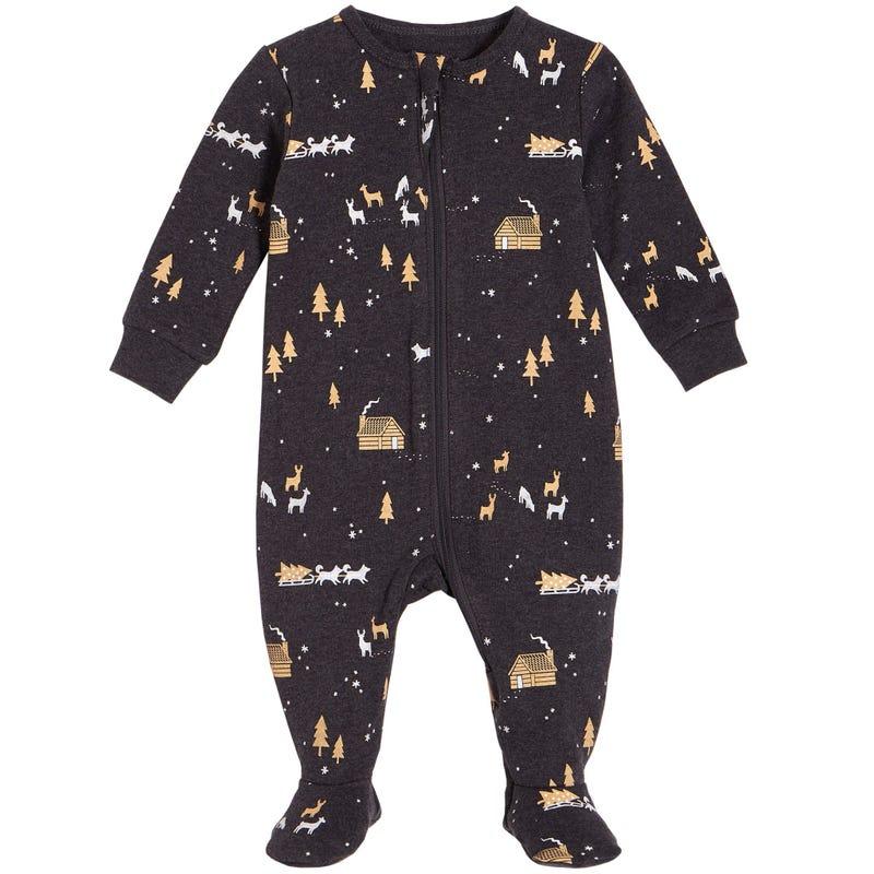 Pyjama Chalet 0-24mois