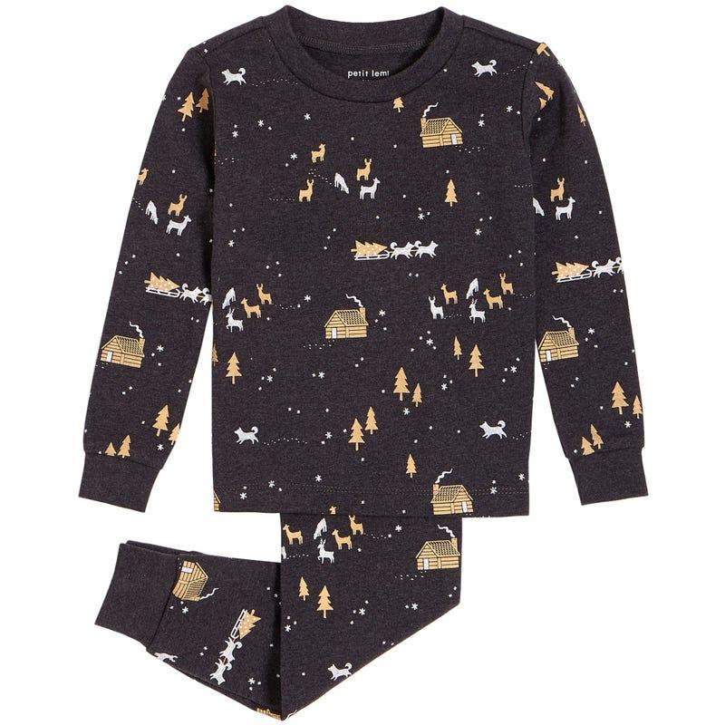 Pyjama Chalet 2-7ans