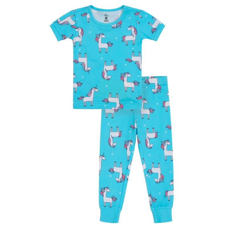 Pyjama Long Licorne 2-6