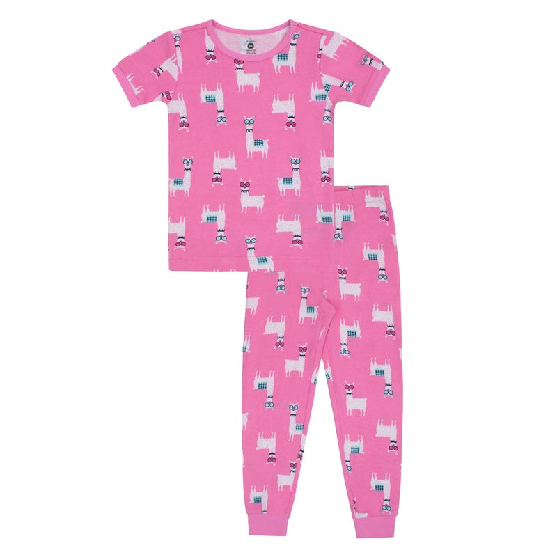 Lama Long Pajamas 2-14y