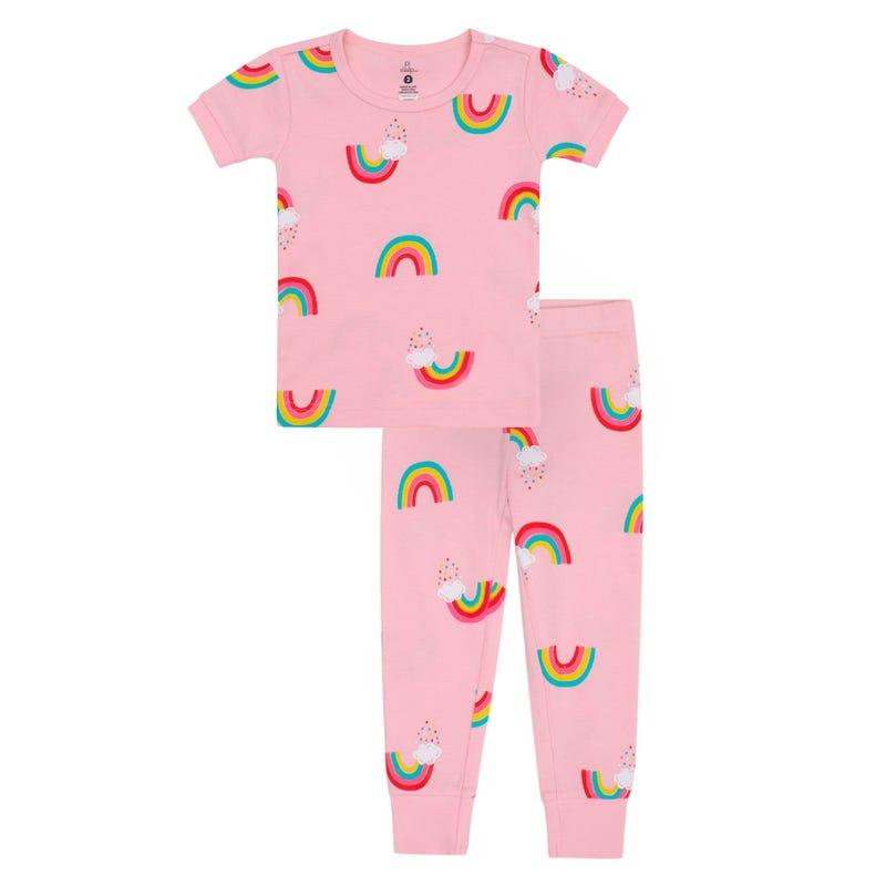 Pyjama Long Arc-en-Ciel 2-14ans