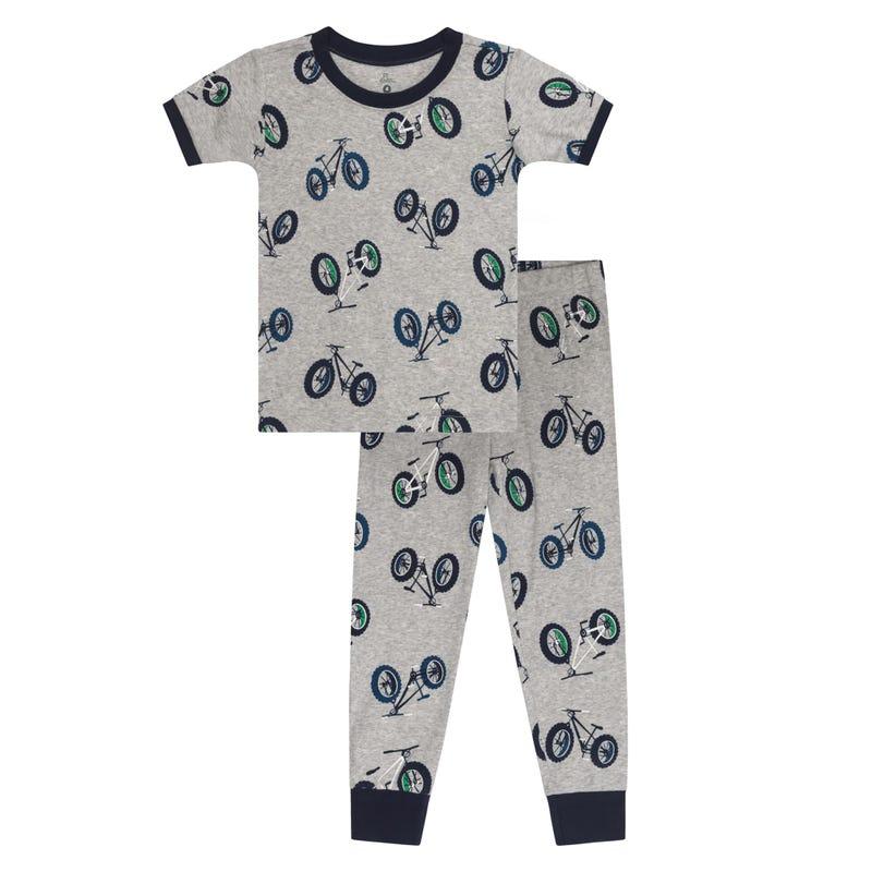 Pyjama Long Vélo 2-14