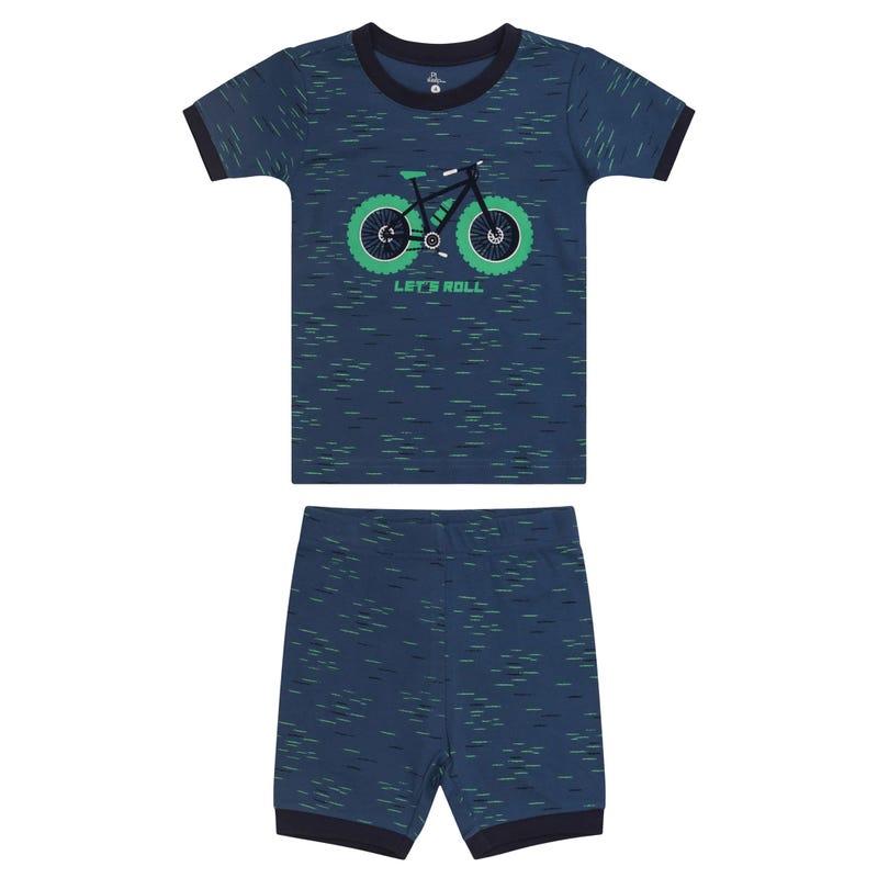 Pyjama Court Vélo 2-14