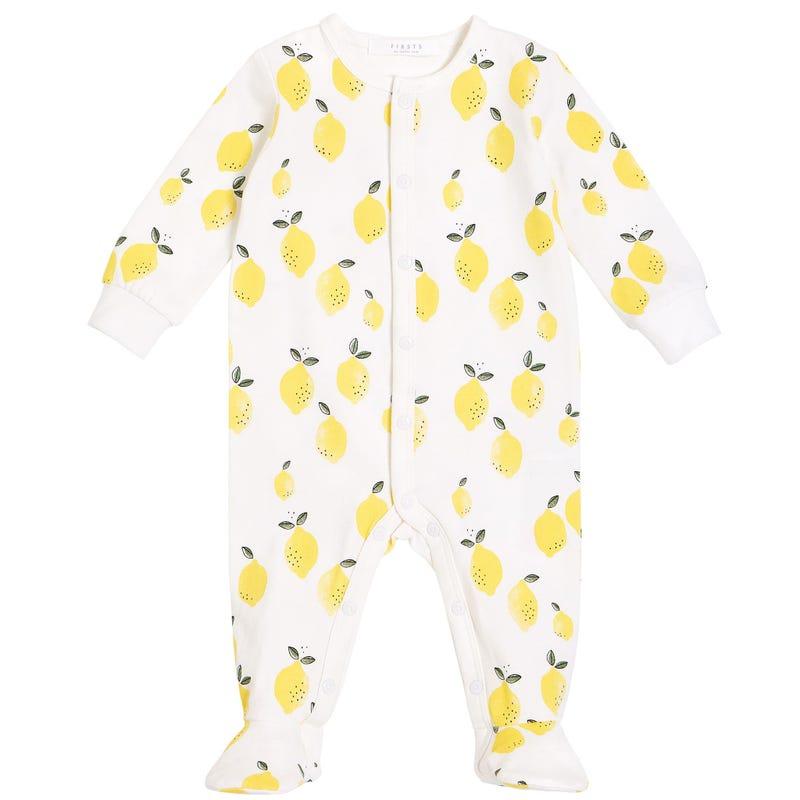 Pyjama Citrons 0-12m