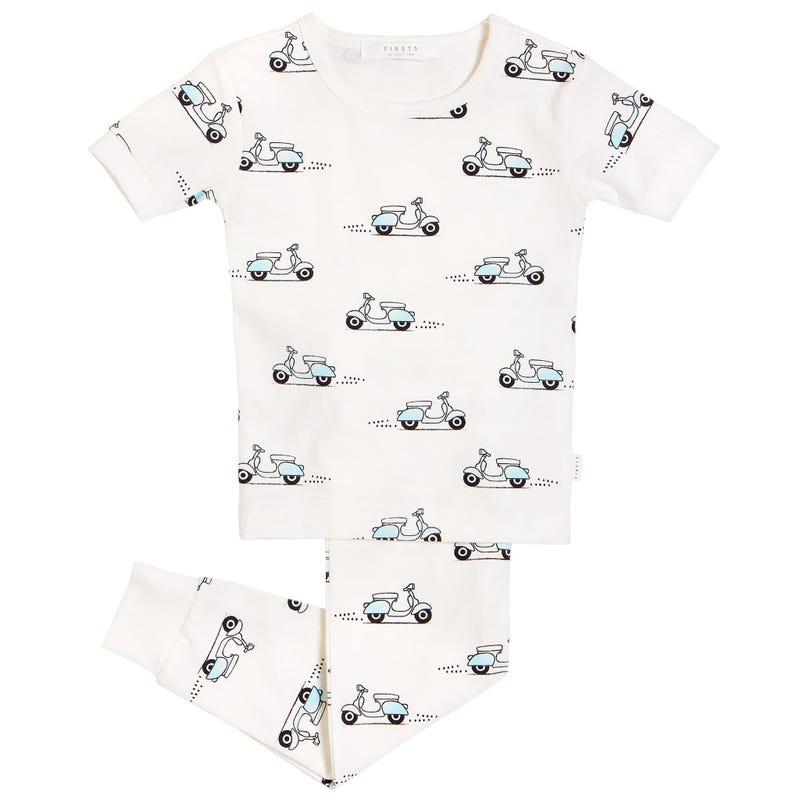 Pyjama 2 pièces Motorino 12-24m