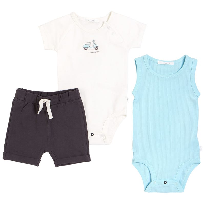 Motorino Gift Set 0-12m