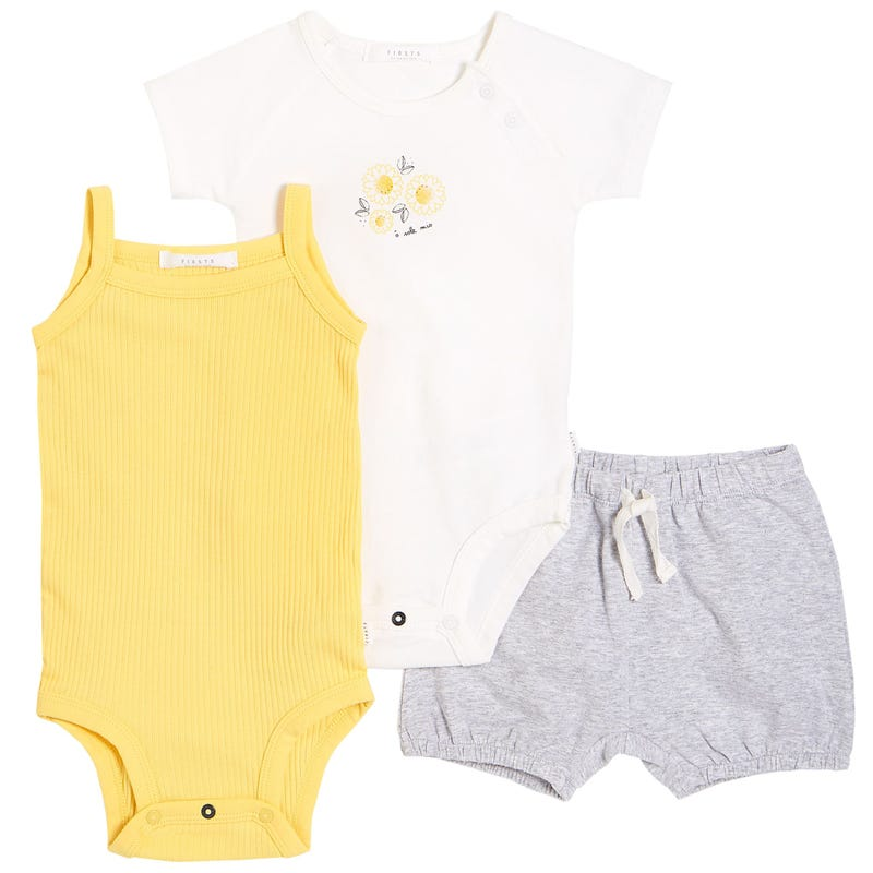 Sunflowers Gift Set 0-12m