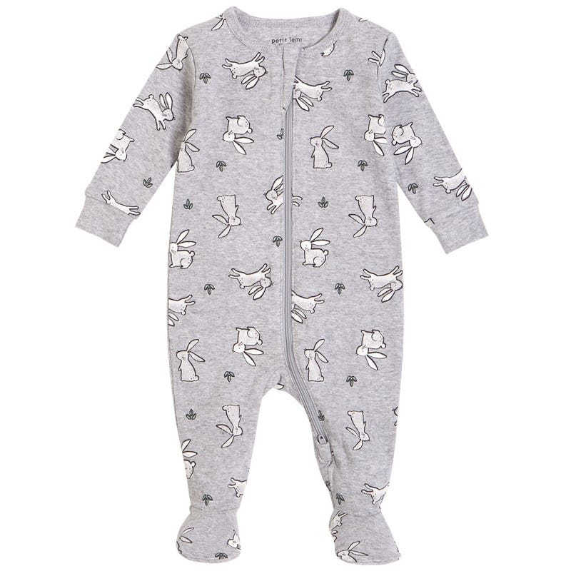 Rabbits Pajamas 0-9m