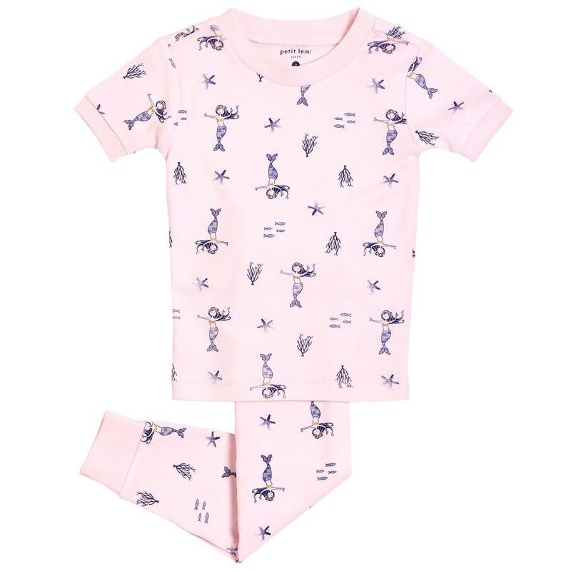 Pyjama Sirène 2-7
