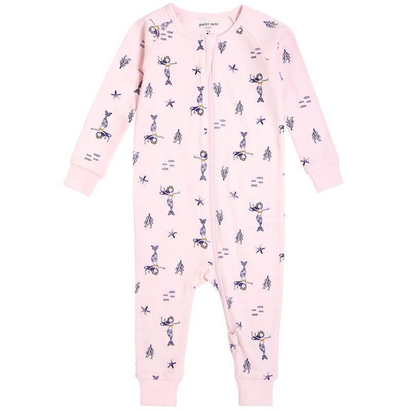 Mermaid Pajamas 12-24m