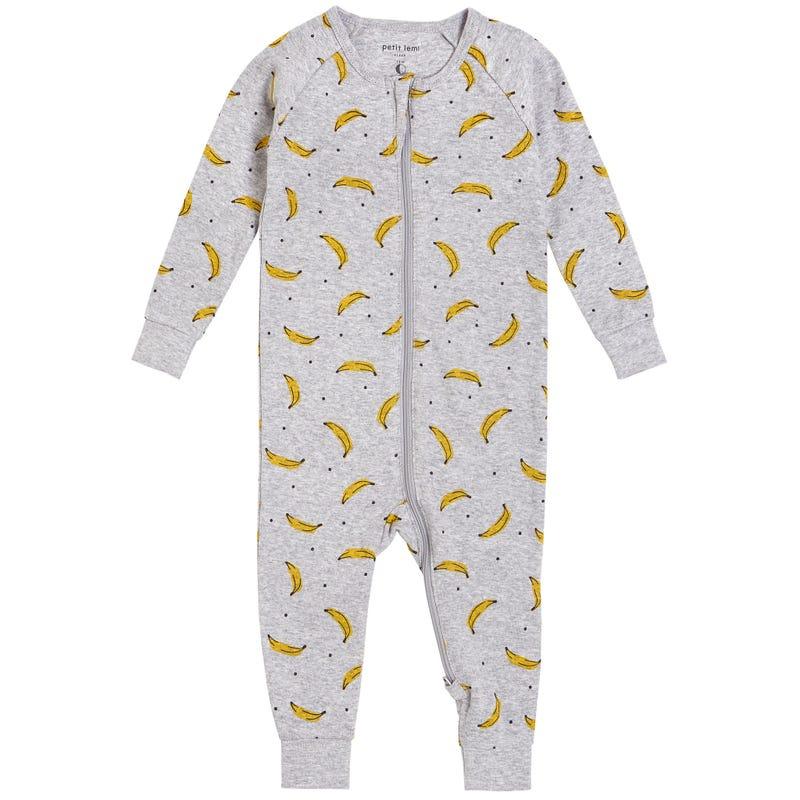 Pyjama Bananes 12-24m