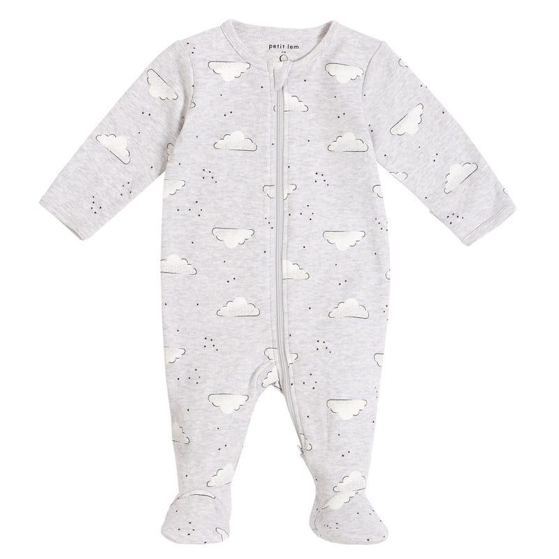 Pyjama Nuages Étoiles 0-12mois