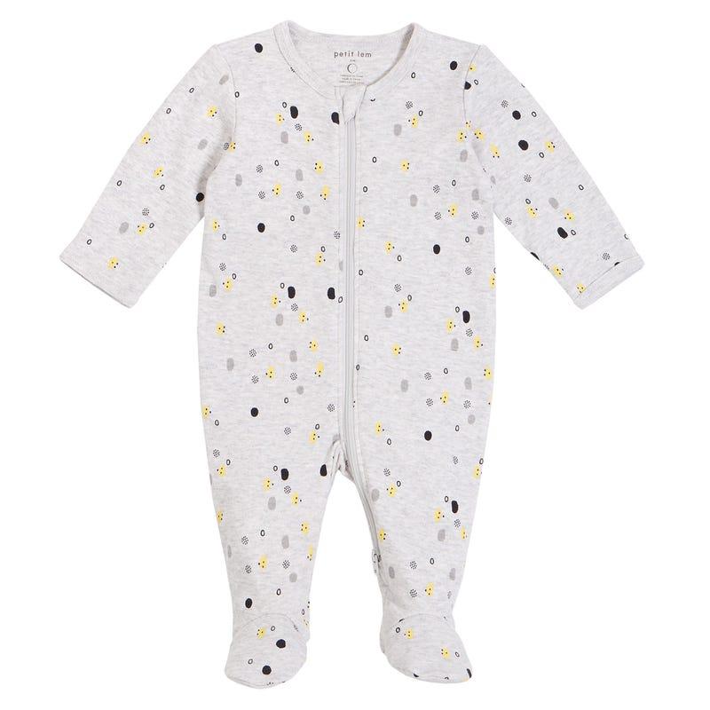 Giraffe Dots Pyjamas 0-12m