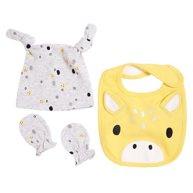 Giraffe 3-Pack Accessoiries Set
