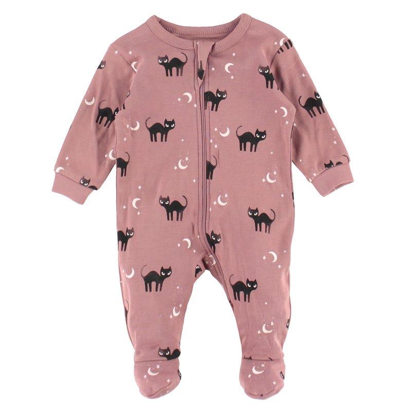 Black Cats Pajamas 0-24m