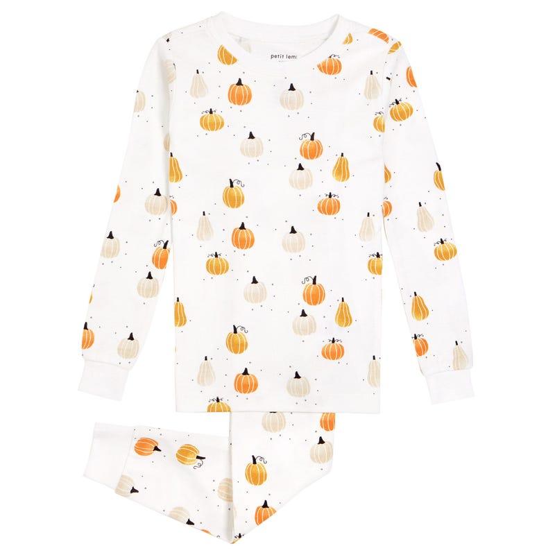 Pyjama Citrouilles 2-7ans