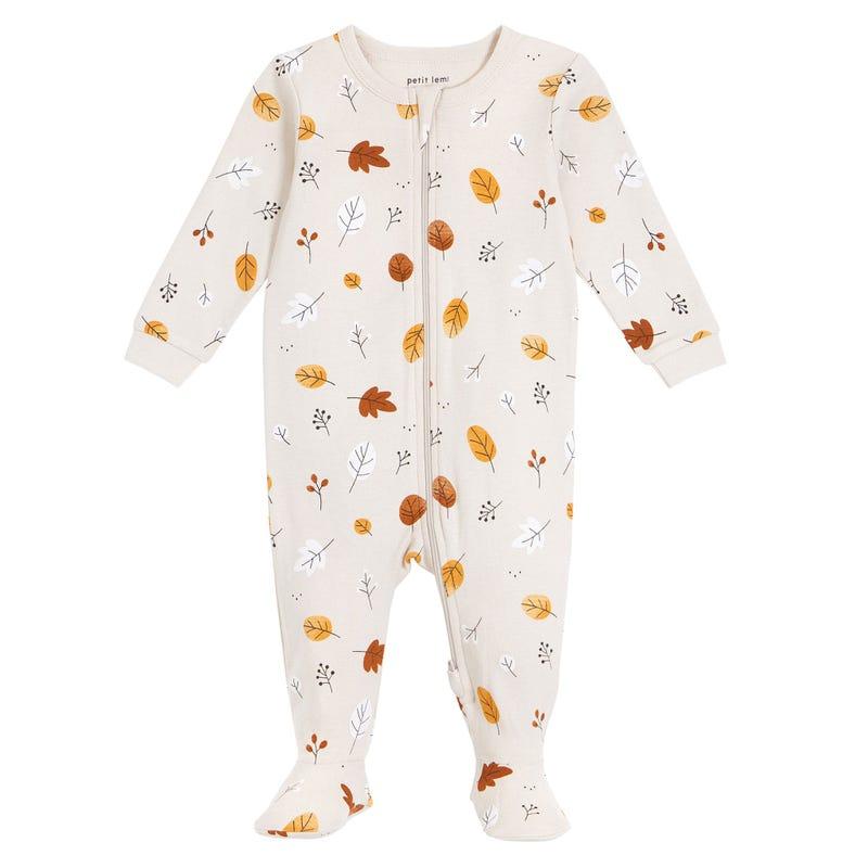 Leaves Pajamas 0-24m