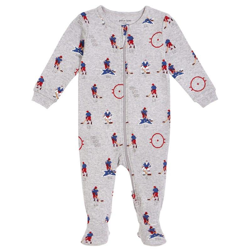 Pyjama Hockey 0-24mois