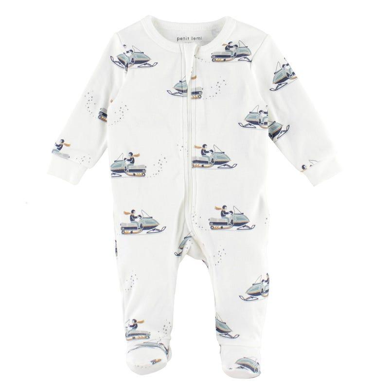 Pyjama Motoneiges 0-24mois