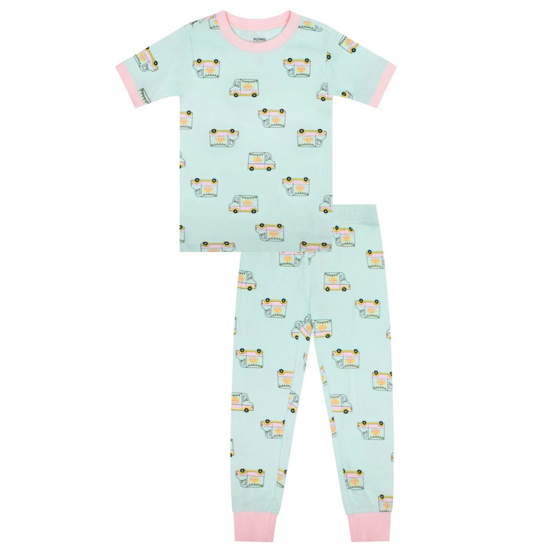 Ice Cream Pajamas 2-14y
