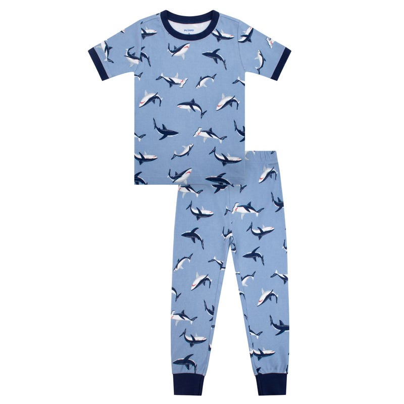 Jawsome Pajamas 2-14y