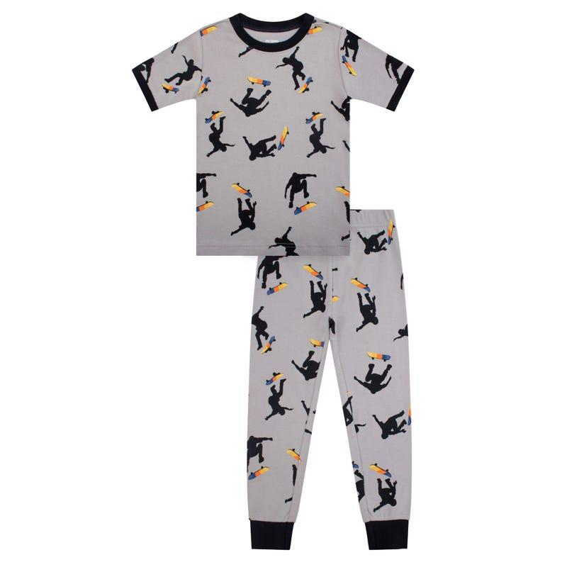 Skate Pajamas 2-14y