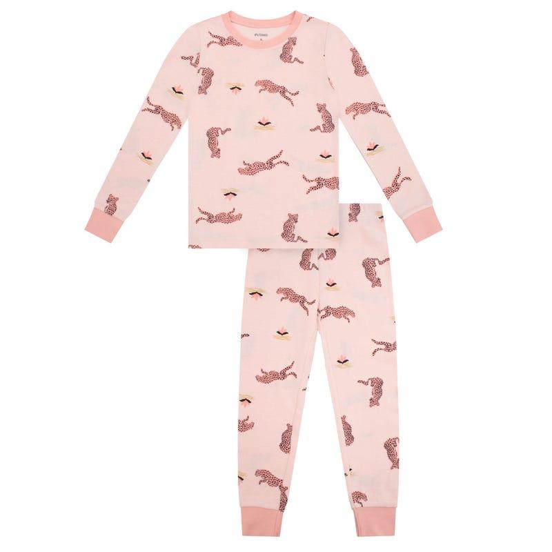 Pyjama Léopard 2-14ans