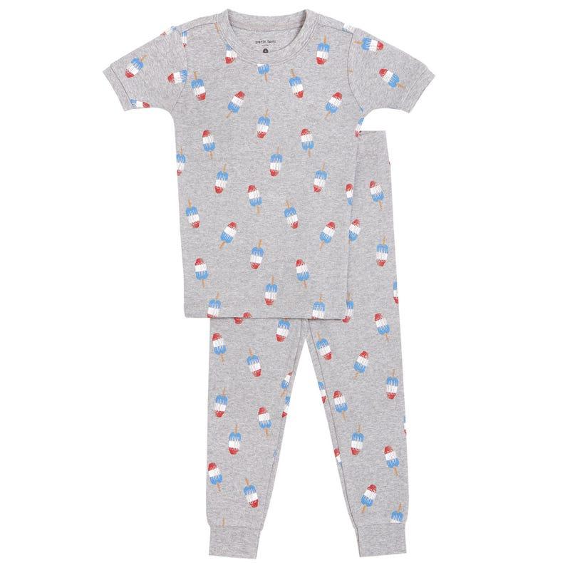 Pyjama 2 Pièces Fusée 2-7ans