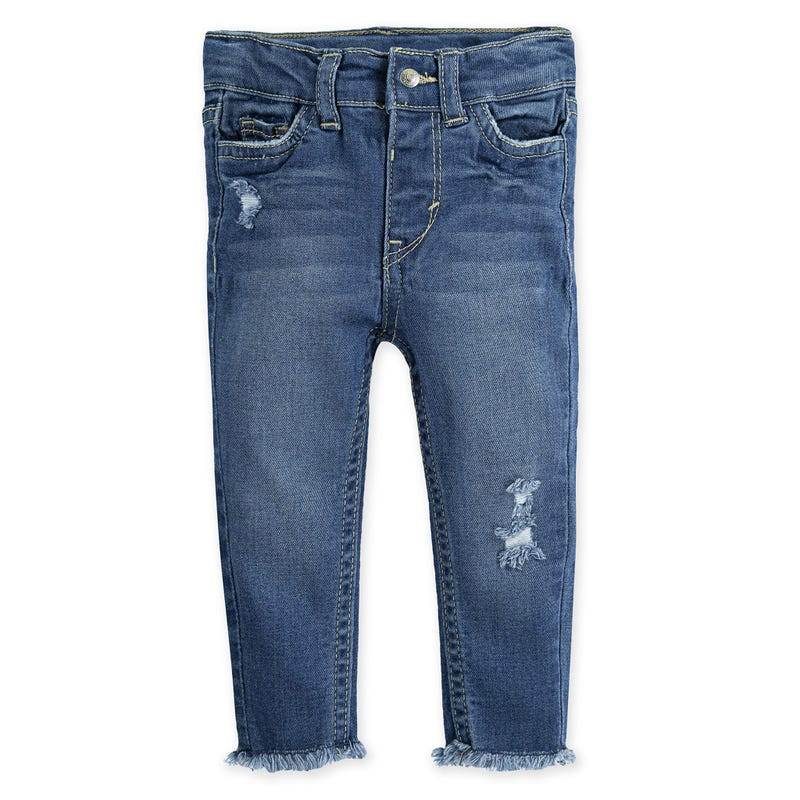 Levi's Distressed Jeans 3-9m