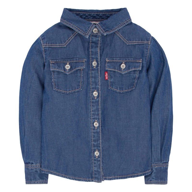 Chemise Jeans Western Levi's 12-24mois