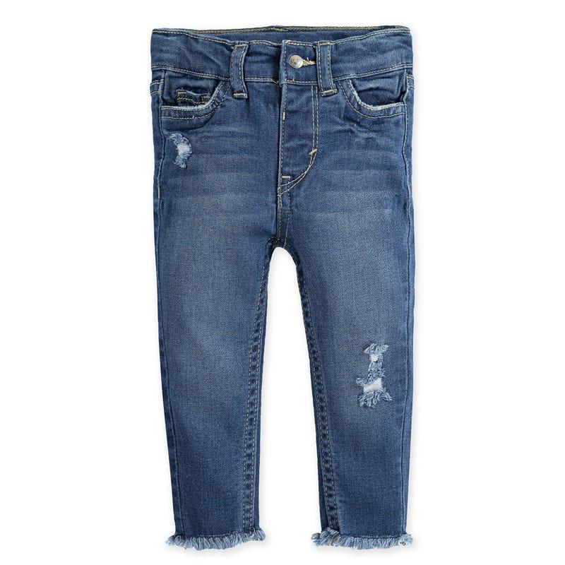 Jeans Troué Levi's 12-24m