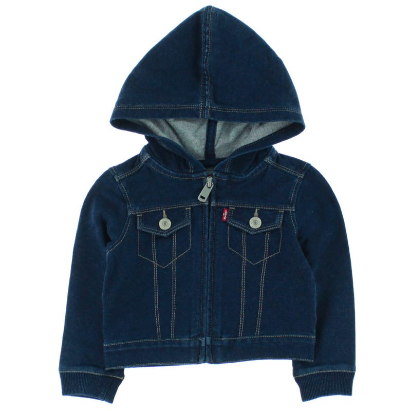 Hooded Levi's Jacket 12-24months