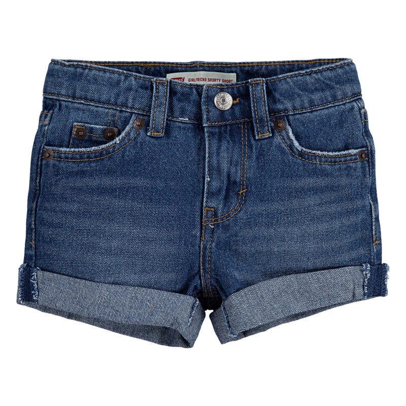 Girlfriend Shorty Shorts 4-6X