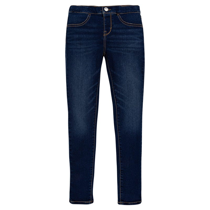 Jeans Pull On 4-6x
