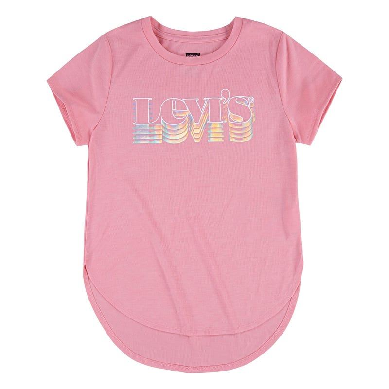 T-Shirt High-Low 4-6x