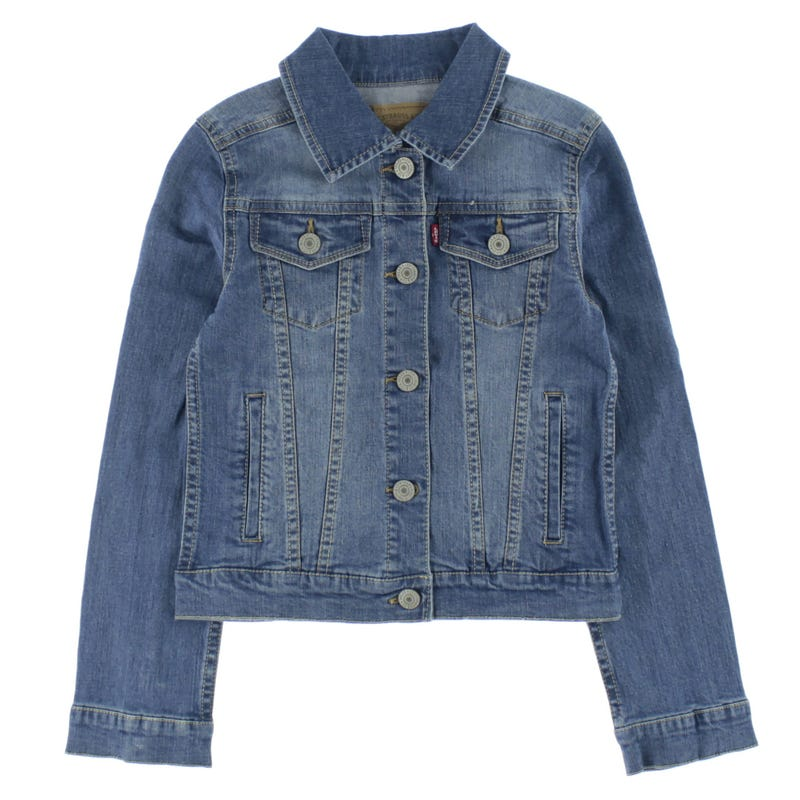 Levi's Denim Jacket 8-16years