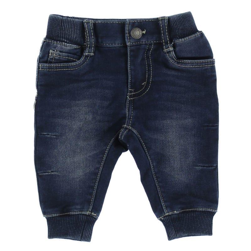 Jeans Jogger 3-9mois