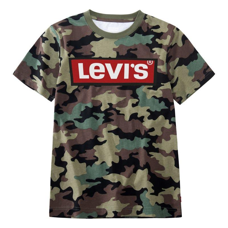 T-Shirt Box Tab 4-7ans