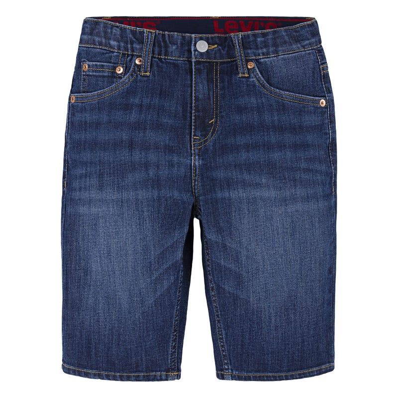 Short Jeans Slim 4-7ans