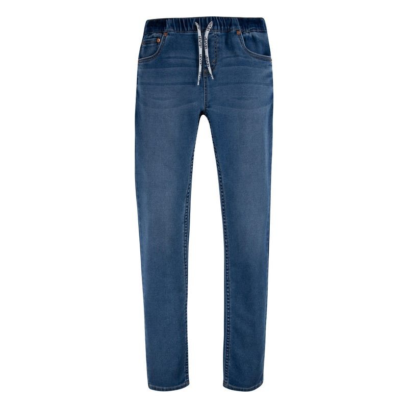 Jeans Skinny Pull On 4-7ans