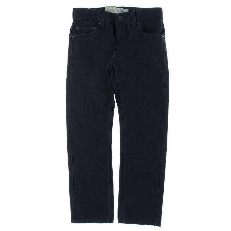 Boys Black Jeans 8-16y