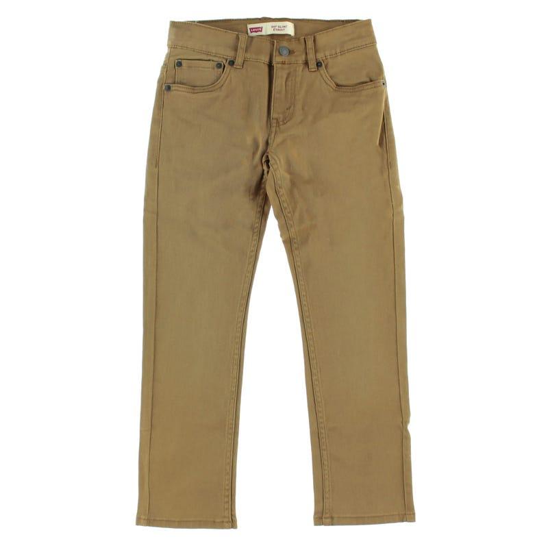 Pigment Dye Pants 8-18years
