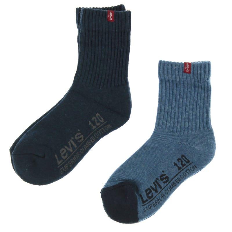 Heathered Socks Set of 2 Sizes 5-11