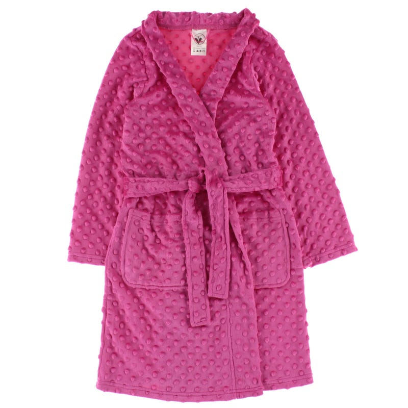 Minky Dressing Gown 5-16y