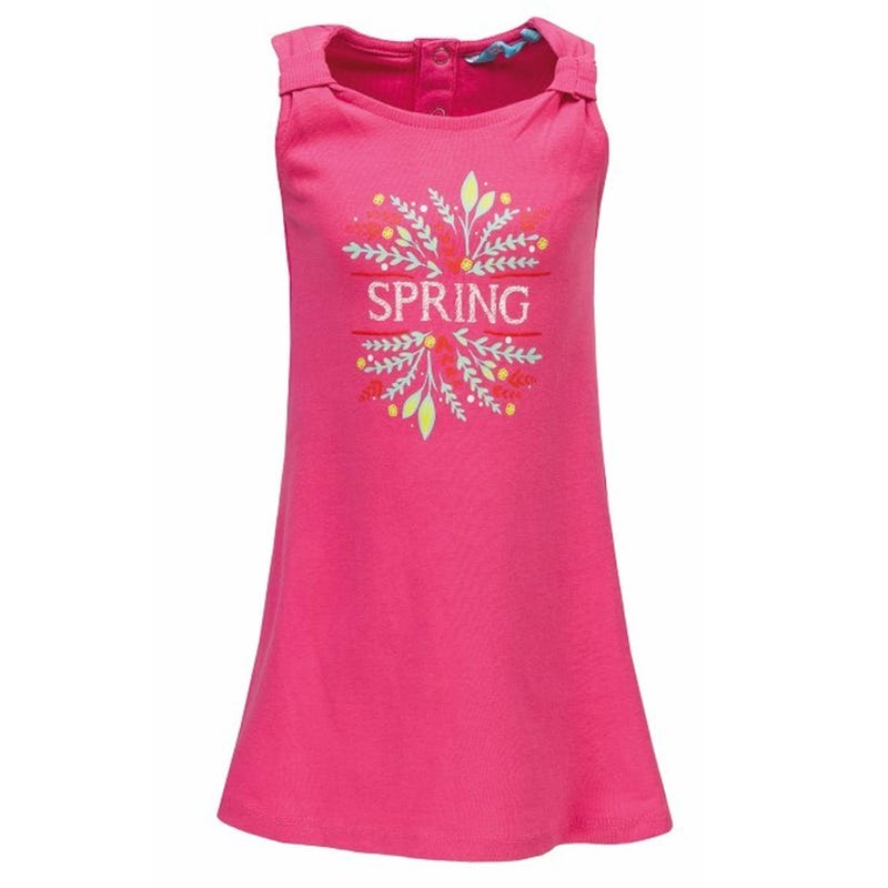 Aloha Spring Dress 6-24m