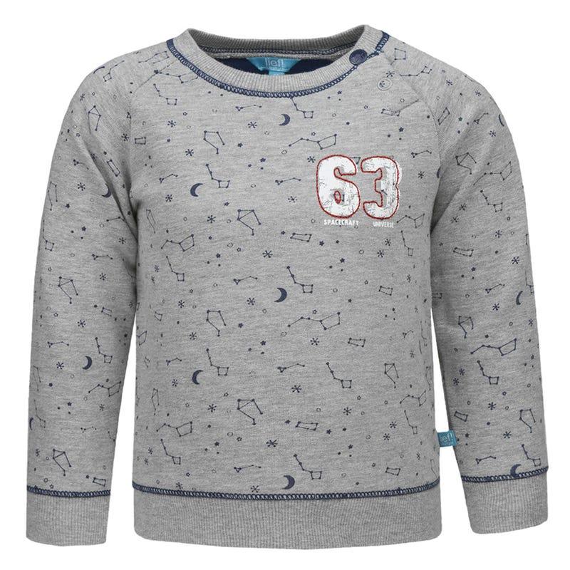 Space Print Sweatshirt 3-7