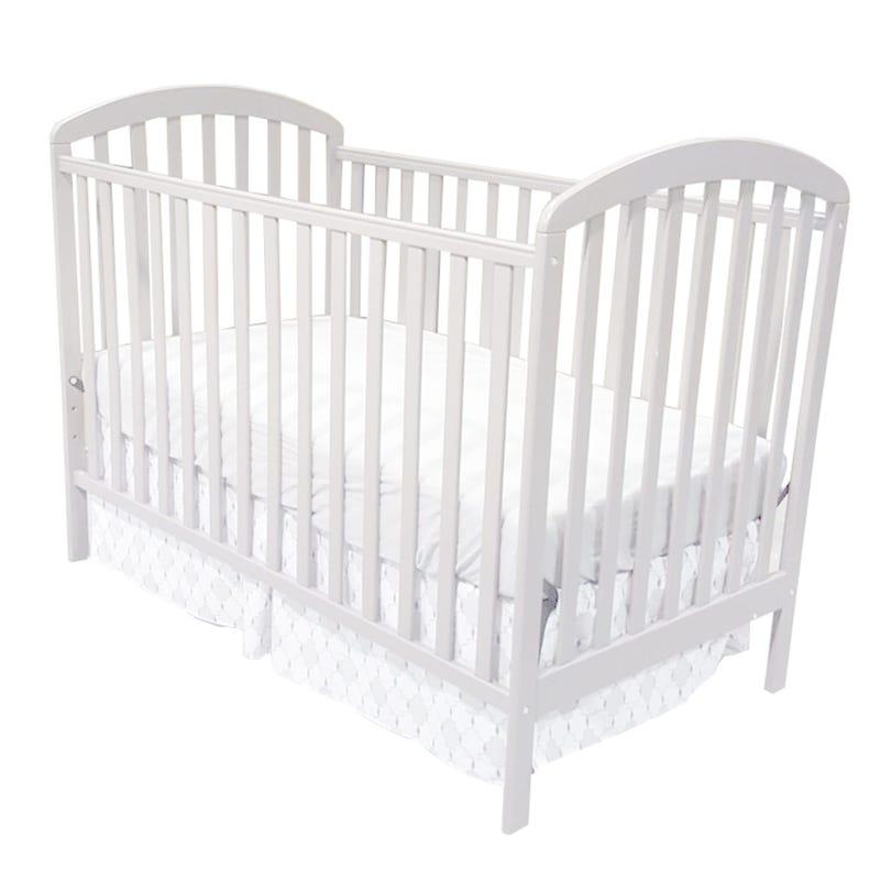 Classic Crib - White